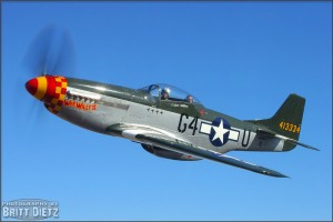 P-51D Mustang 'Wee Willy II'