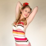 Alisha - With 50s Swimsuit