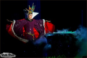 Evil Queen in Fantasmic!