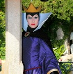 Evil Queen at the Wishing Well