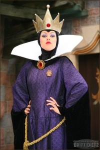 The Evil Queen - Disneyland