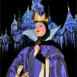 Evil Queen at Christmas Time
