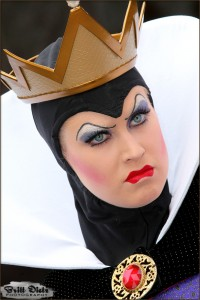 Evil Queen - Ready for her Close Up