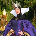 Photographing Disneyland: The Evil Queen