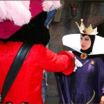 The Evil Queen and Captain Hook