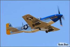 P-51D Mustang 'Hell-er Bust'