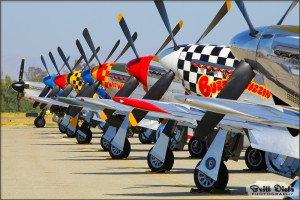 P-51 Mustang Noses