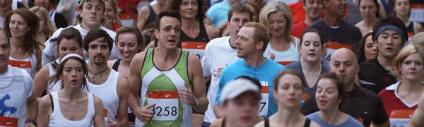 Screencap - Run Fatboy Run - Marathon Race
