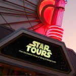 Star Tours Entrance