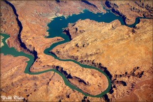 Colorado River - Flight from Buffalo New York 2010