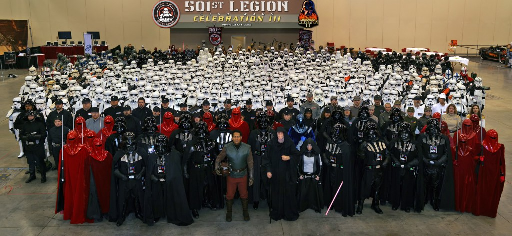 The final 501st Celebration III Photo