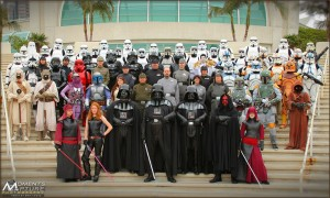 The Comic Con 2010 501st Legion Group Photo