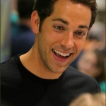 Zachary Levi - The lead actor in the TV show CHUCK