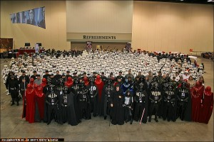 The 501st Legion at Star Wars Celebration III