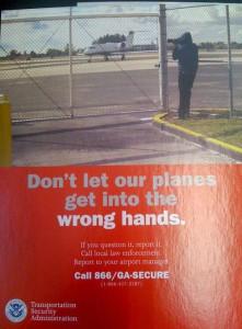 TSA Poster - Bad News
