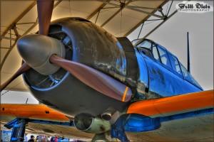 HDRI of a A6M3 Zero