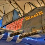 HDRI of a F6F-5 Hellcat