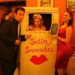 Satin Smooches!