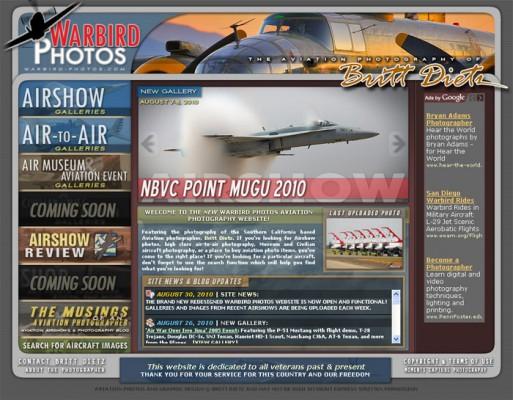 Warbird Photos Aviation Photography Website