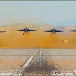 The USN Blue Angels at NAF El Centro - March 11, 2010