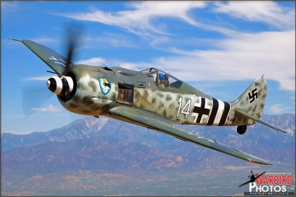 Focke-Wulf FW-190 A8-N