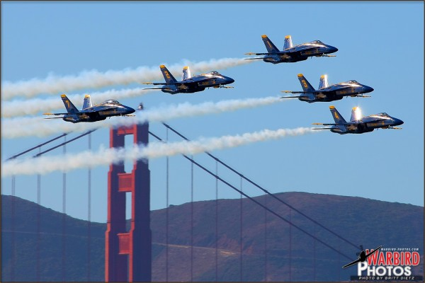 Fleet Week 2012 - USN Blue Angels