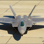 Fleet Week 2012 - F-22A Raptor