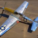 Lyon Air Museum - P-51D Mustang