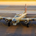 Lyon Air Museum - Collings Foundation B-17G Flying Fortress