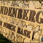 Vandenberg Air Force Base Entrance