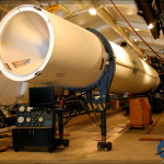 Vandenberg AFB Tour - THOR Missile