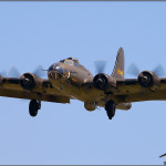 B-17F Flying Fortress - 'The Movie Memphis Belle'