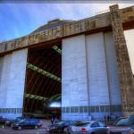 MCAS Tustin Blimp Hangars
