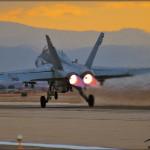 NAF El Centro - F/A-18C Hornet - VMFAT-101 Sharpshooters