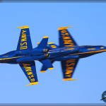 USN Blue Angels at the 2014 NAF El Centro Airshow