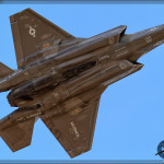 F-35C Lightning II at the 2014 MCAS Miramar Airshow