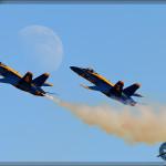 USN Blue Angels at MCAS Miramar Airshow 2014