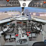 Wings of Valor Douglas DC-3 Cockpit