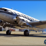 Wings of Valor Douglas DC-3 Engine Start
