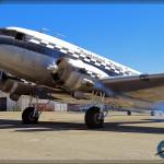 Wings of Valor Douglas DC-3 Engine Start