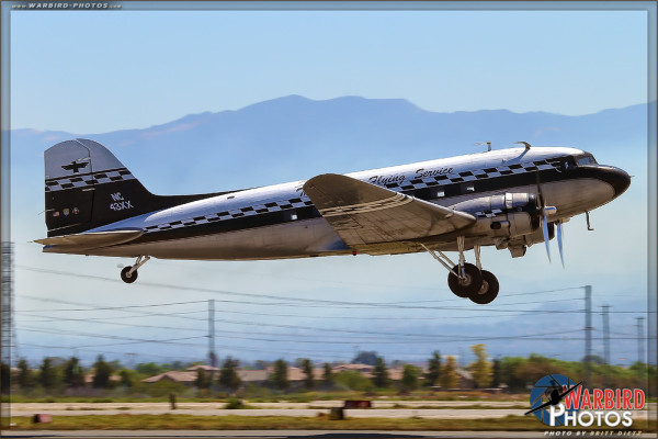 Wings of Valor Douglas DC-3 Takeoff