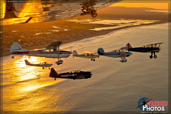 Aviator Flight Training Aircraft Fleet