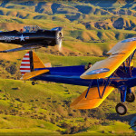 Aviator Flight Training - T-6 Texan & PT-17 Stearman