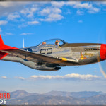 Palm Springs Air Museum's P-51D Mustang 'Bunny'