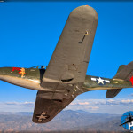 Palm Springs Air Museum's P-63A Kingcobra 'Pretty Polly'
