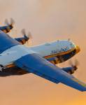 C-130 Hercules 'Fat albert' - MCAS Miramar Airshow 2015