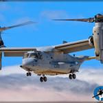 MCAS Yuma Airshow 2015 - MV-22 Osprey