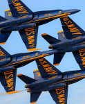 US Navy Blue Angels - NAF El Centro Photocall