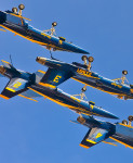 US Navy Blue Angels - NAF El Centro Photocall