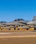F/A-18F Super Hornets - NAF El Centro Photocall
